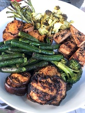 Grilled Tofu with Vegetables, Recipes, Stamford Health Blog