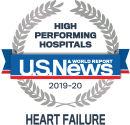 U.S. News & World Report Top Hospitals logo