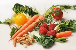 Colorful vegetables: reduce risk of cancer
