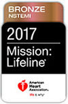 Mission: Lifeline® NSTEMI Bronze Award 2017