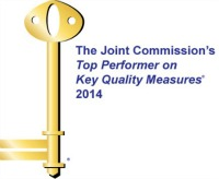 The Joint Commission's Top Performer on Key Quality Measures 2014