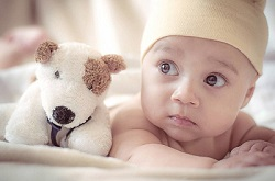 Baby With Stuffed Animal: Blog: I Was Pregnant and Didn't Know