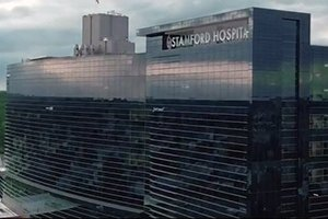 The New Stamford Hospital