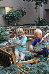 Music Therapy at Bennett Cancer Center